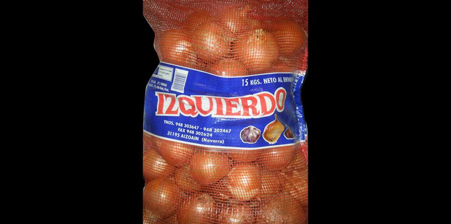 Cebollas 15kg