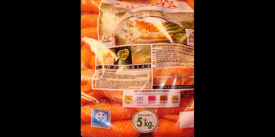 Zanahorias 5kg
